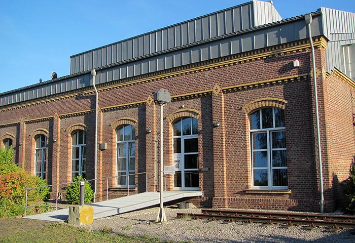 Lokomotivenhalle König Ludwig 4/5