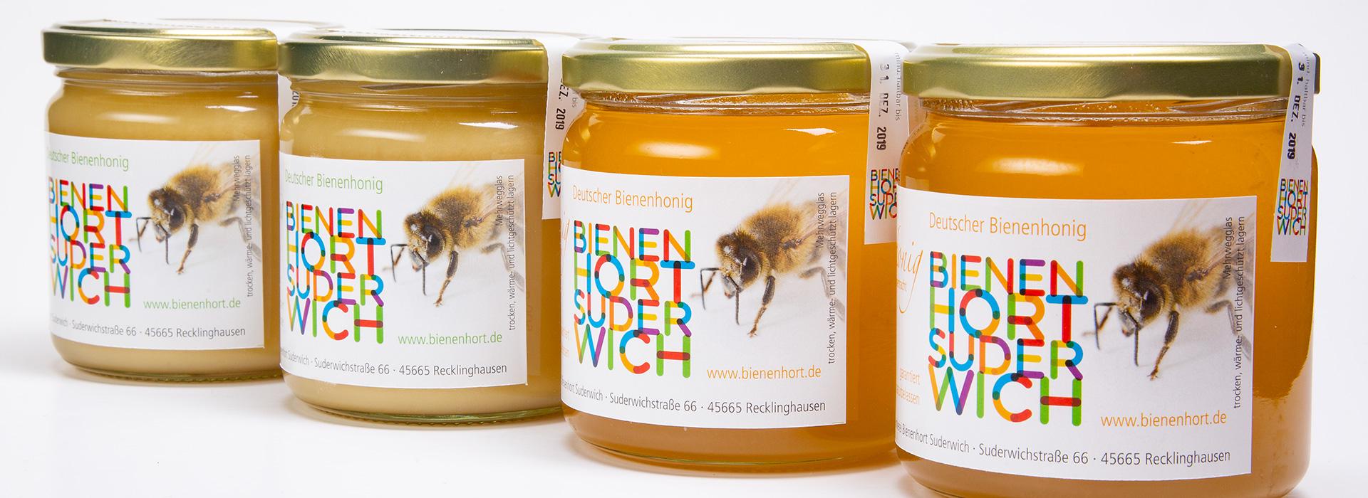Tag der Offenen Gartenpforte Recklinghausen Honig