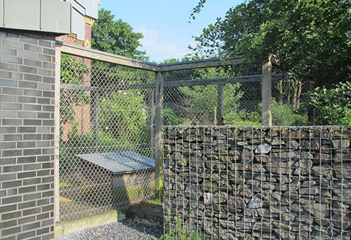 Tag der Offenen Gartenpforte Recklinghausen Hühnerhaus