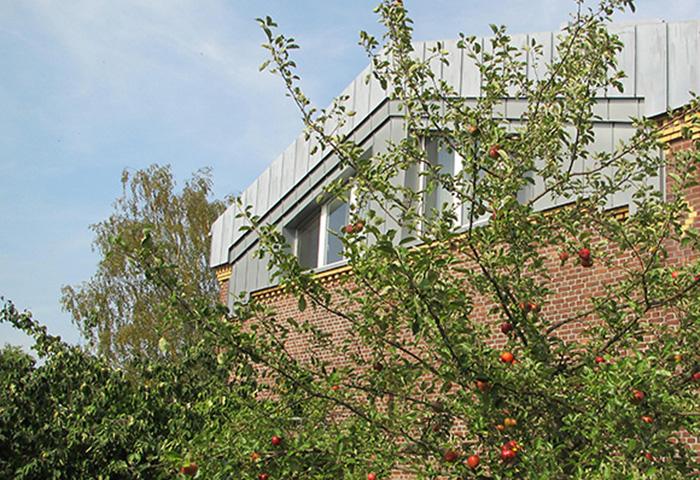 Tag der Offenen Gartenpforte Recklinghausen Lokomotivenhalle