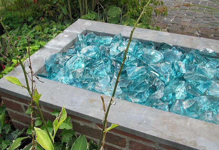 Tag der Offenen Gartenpforte Recklinghausen Glas