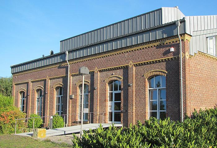 Standort Bienenhort Suderwich Recklinghausen Lokomotivenhalle